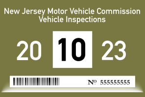 Vehicle inspections new jersey and pennsylvania for Pa motor vehicle inspection